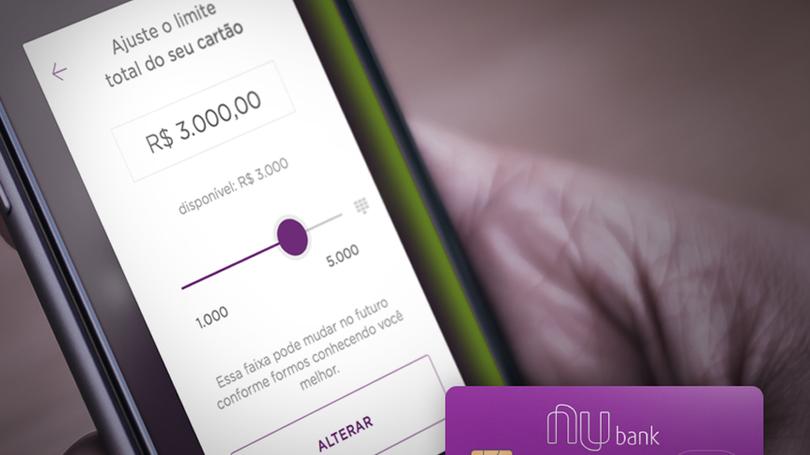 nubank - aplicativo