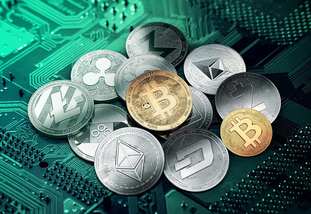 Criptomoedas e bitcoin