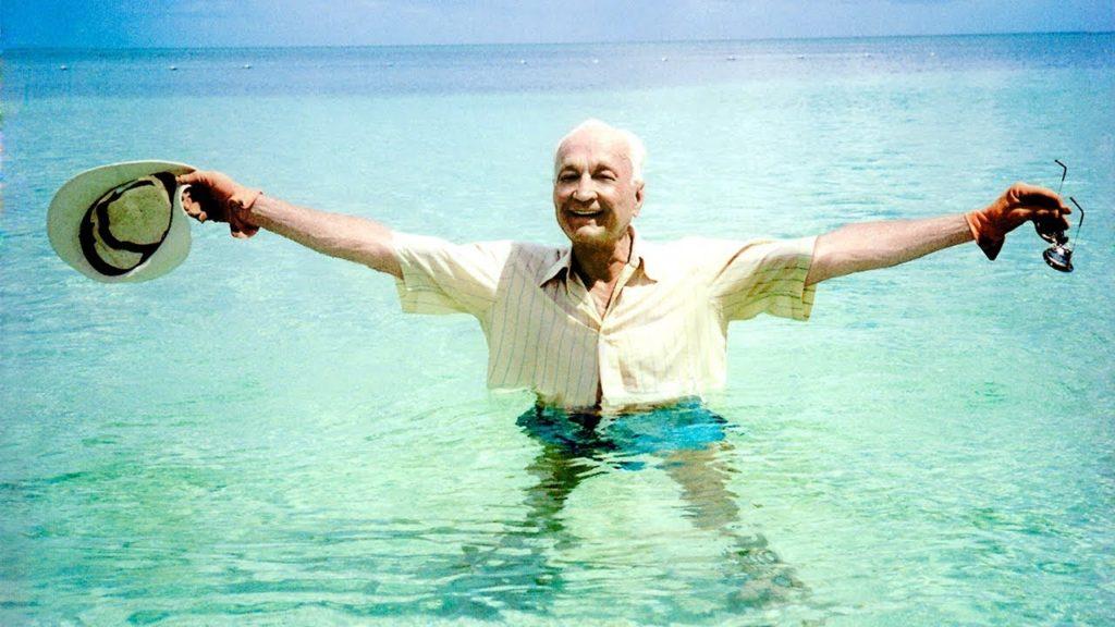 John templeton na praia