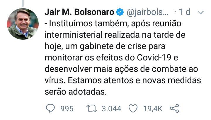 tuite-Bolsonaro-17mar2020