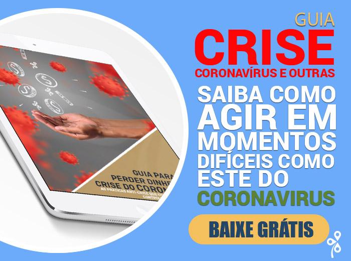 Crise Coronavírus quadrado